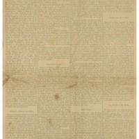 Panorama de la literatura uruguaya II | Shelfnum : JMG-AA1-1931-03-15 | Page : 1 | Content : facsimile
