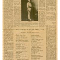 Salvador de Madariaga o la satisfacción de una bella gesta moderna | Shelfnum : JMG-AA1-1946-10-00 | Page : 1 | Content : facsimile