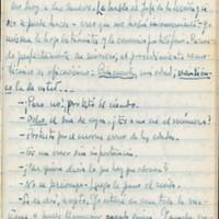 [Carnet n°19] | Shelfnum : JMG-AI-19 | Page : 106 | Content : facsimile