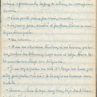 [Carnet n°19] | Shelfnum : JMG-AI-19 | Page : 162 | Content : facsimile
