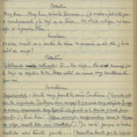 [Carnet n°26] | Shelfnum : JMG-AI-26 | Page : 121 | Content : facsimile