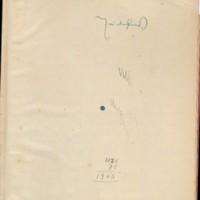 [Carnet n°11] | Shelfnum : JMG-AI-11 | Page : 73 | Content : facsimile